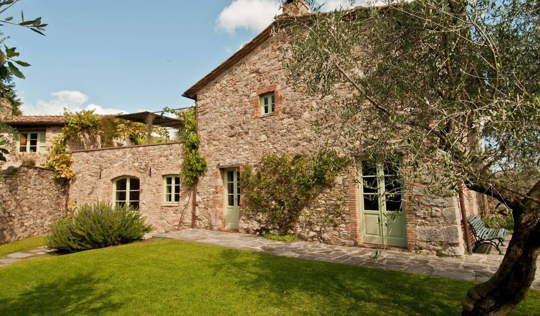 Villa avec piscine Camaiore