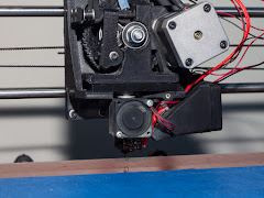 E3D Hotend Mount for LulzBot TAZ 5 and 6