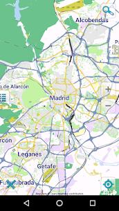 Map of Madrid offline 3.5 Mod APK Latest Version 1
