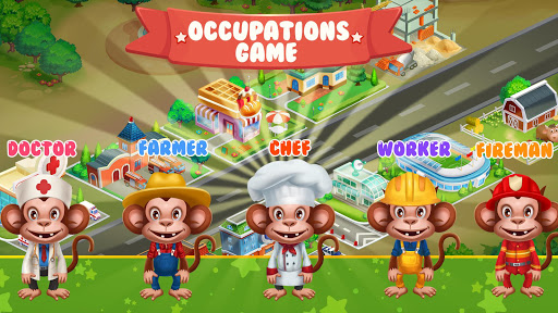 Preschool games & toddler games - Zoolingo screenshots 3