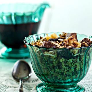 Pin oat Chocolate Cherry Coconut Granola