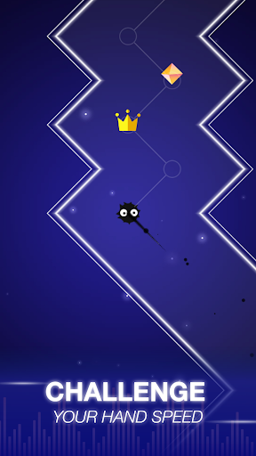 Dot n Beat - Test your hand speed - screenshot