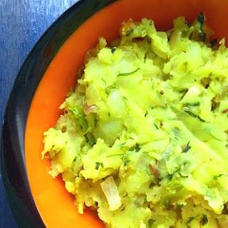 Aloo Curry Recipe, How to make potato bhaji