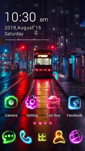 3D Launcher(Free Theme & Wallpaper) for PC