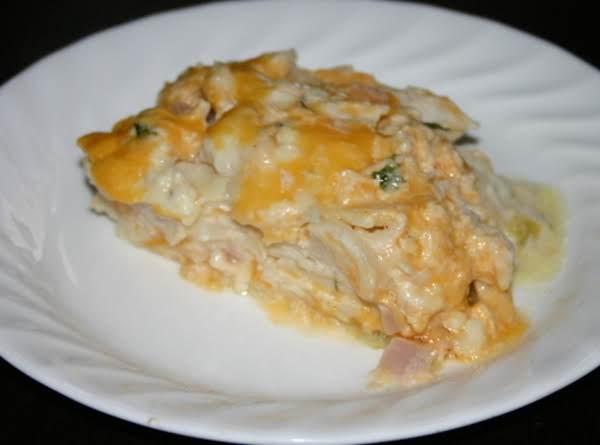 Chicken Chili Lasanga
