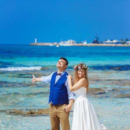 Wedding photographer Andrey Tomashevskiy (Cyprograf). Photo of 07.01.2017