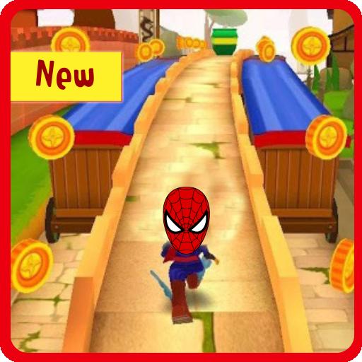 Subway Spiderman 2017