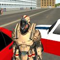 Mutant Hero Car City icon