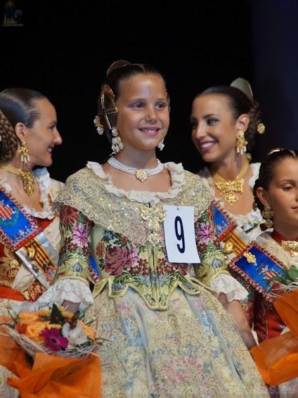 Celia Vicedo Flor. Corte de Honor Infantil 2019. Comte de Salvatierra - Cirilo Amorós