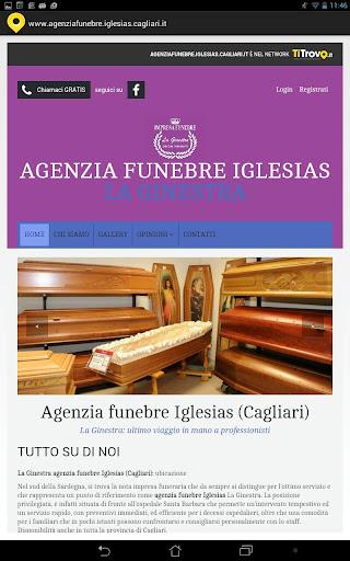 Agenzia Funebre Iglesias CA