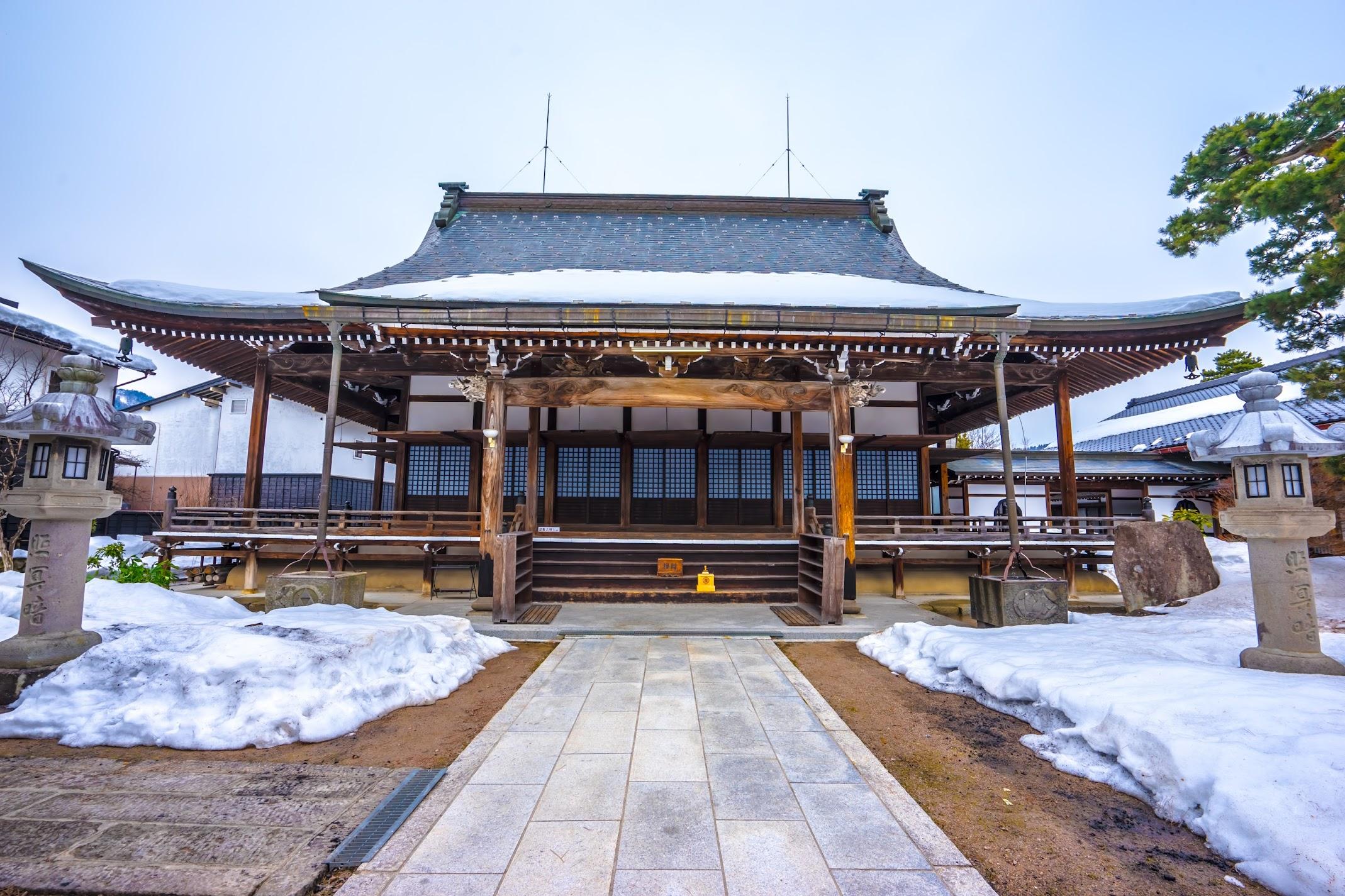 飛騨古川 円光寺4