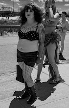 Photo: Mermaid Parade 2012 - 4 #mermaidparade2012  #streetphotography  www.leannestaples.com