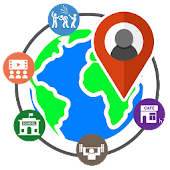 Maps Navigation - Nearby Places Finder