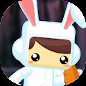 Super Angelo Bunny icon