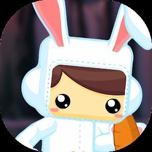 Super Angelo Bunny