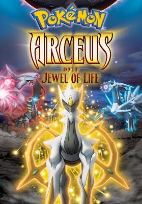 Pokemon Arceus And The Jewel Of Life Movies On Google Play