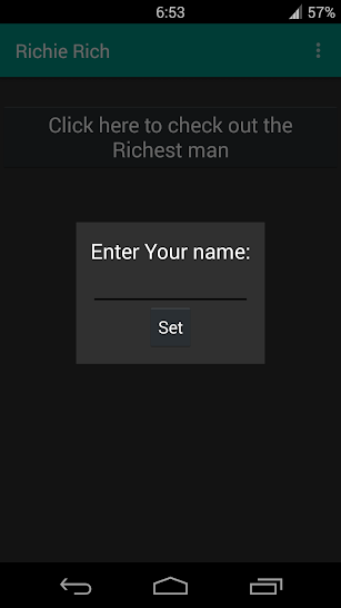 Richie Rich screenshot for Android