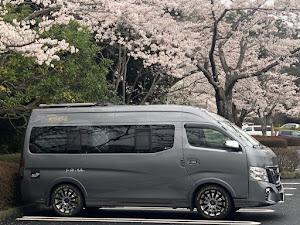 NV350キャラバン  E26 キャンピングカー特装車のカスタム事例画像 Takatoさんの2020年04月02日20:04の投稿