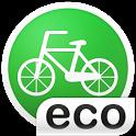 자전거 마일리지 - Bike ECO Mileage icon