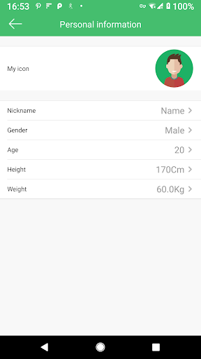 PowerFit 1.1.6 screenshots 1