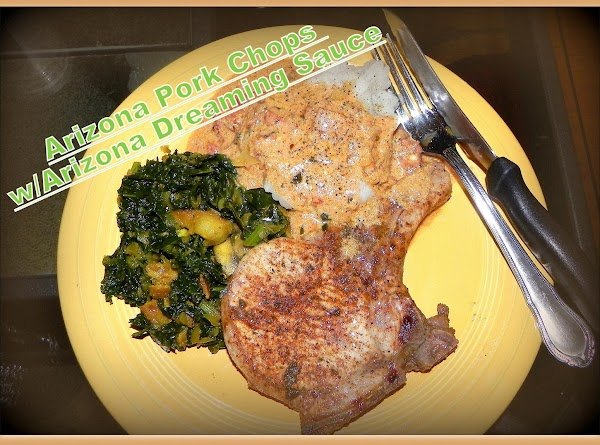 10-27-13---Made this for dinner tonight with mashed potatoes and fried kale. I will add...