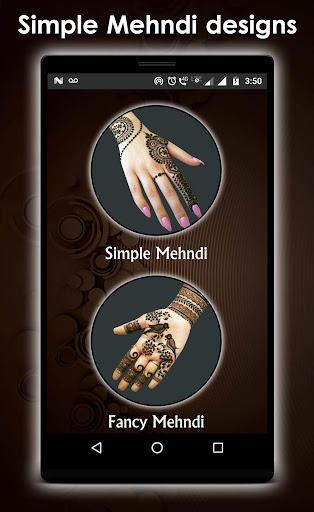 Simple mehndi design new 1.3 screenshots 1
