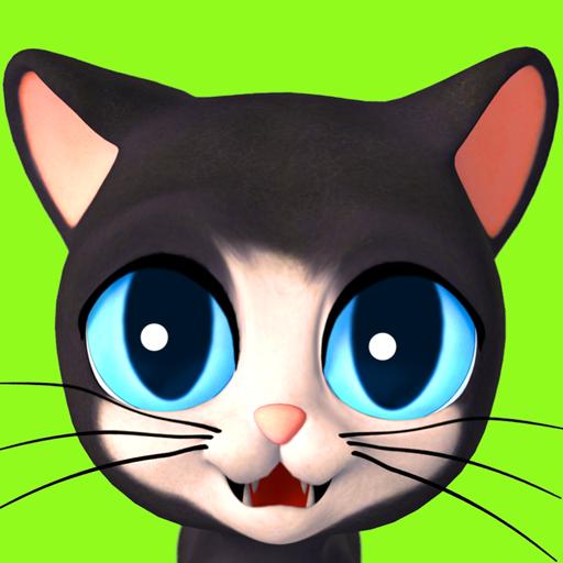 Talking Cat & Dog Icon