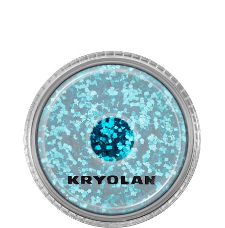 Kryolan Kroppsglitter, Petrol