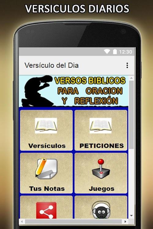 Versículo Del Dia Android приложения Appagg