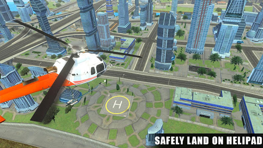 Helicopter Flying Adventures modavailable screenshots 2