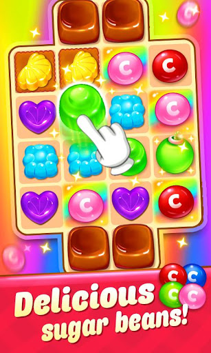 Candy Bomb Fever - 2020 Match 3 Puzzle Free Game apktram screenshots 4