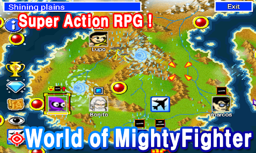Mighty Fighter 2 apk screenshot 5