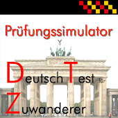 Simulator Deutsch Test DTZ