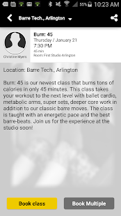BARRE TECH- screenshot thumbnail