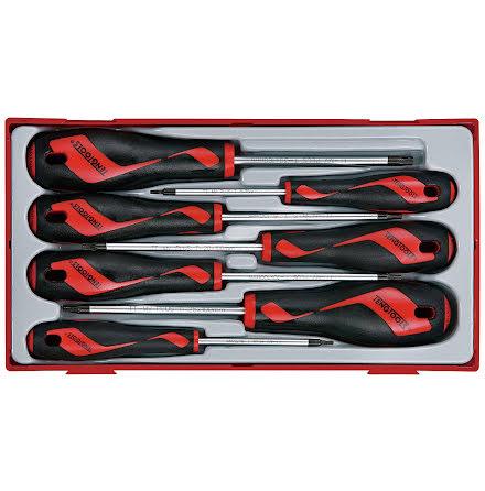 Skruvmejselsats - TX Teng Tools TT917TXN