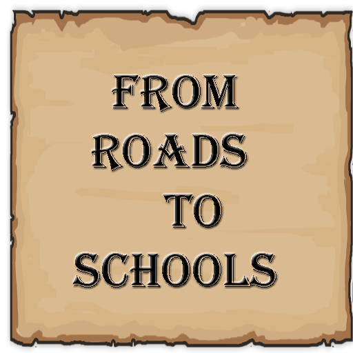 From Roads To Schools
