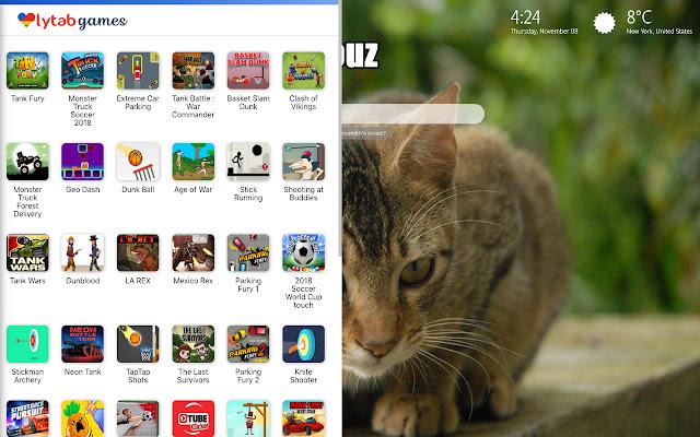 Lol Cats Wallpapers HD New Tab Theme