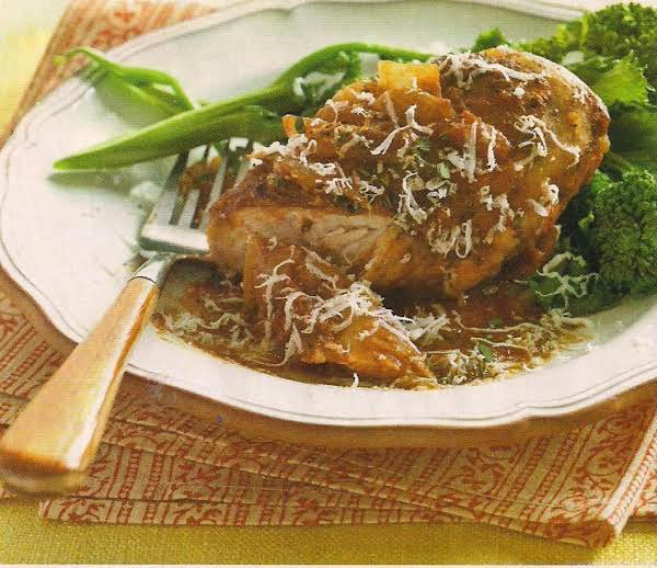Cinnamon Stewed Chicken Recipe