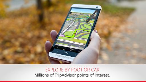 GPS Navigation & Traffic Sygic screenshot 4