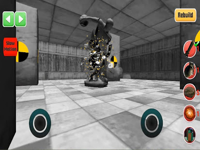 Destroy it all! Physics game of destruction for PC-Windows 7,8,10 and Mac apk screenshot 4