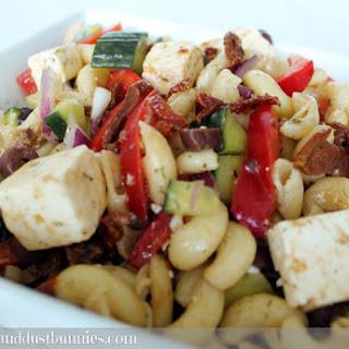Pasta Salad Sun Dried Tomatoes Feta Recipes.