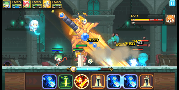 Crusaders Quest Screenshot 7