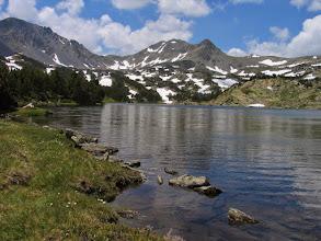 Photo: Capcir:  estany Gros de Camporrells