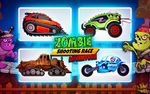 玩免費動作APP|下載Zombie Shooting Race Adventure app不用錢|硬是要APP