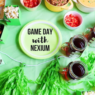 Throwing an Epic Game Day Football Party with Nexium