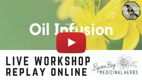 How to infuse oils online