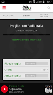 Radio Italia- screenshot thumbnail