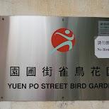 Yuen Po street bird garden in Hong Kong, , Hong Kong SAR