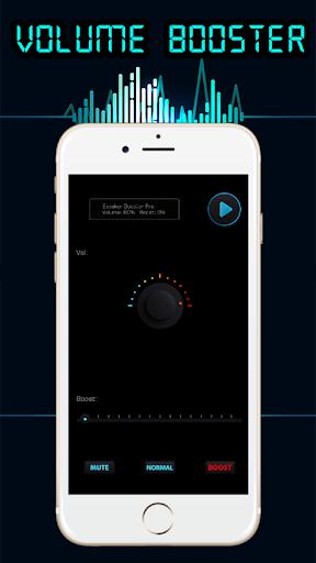 200 high volume booster (max loud speaker pro) 1.2.8 screenshots 2