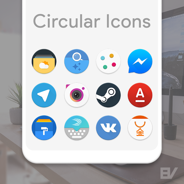 Orzak – Icon Pack v1.0.2 [Patched]